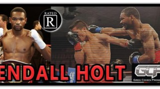 Greg Cohen Promotions Signs Former Champ Kendall Holt