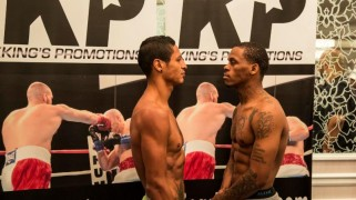 Kings Promotions: Bennett vs. Maicelo Weigh-in Results
