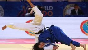 IJF World Championships Astana Final Recap & Photos