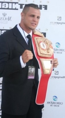 Cruiserweight B.J. Flores Forms Danger Boy Events Promotions
