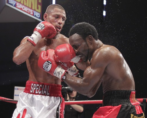 """Kell Brook: """"I Cannot Wait to Fight in Sheffield Again"""""""