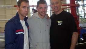 Q&A with Billy Joe Saunders