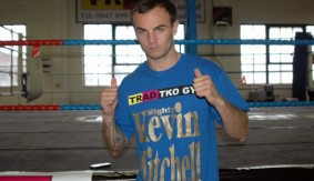 Kevin Mitchell Talks Upcoming Showdown vs. John Murray