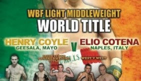 Henry Coyle Comes Home for Royal Rumble in Castlebar