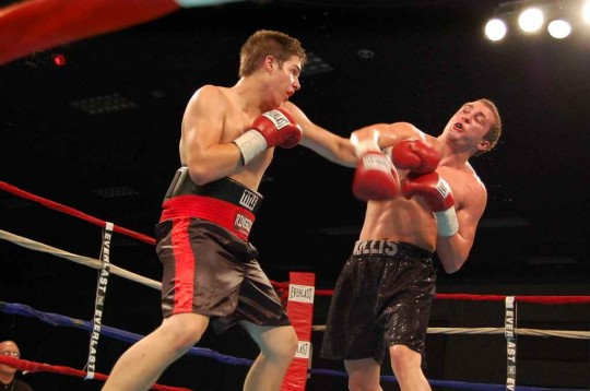 Linenfelser Already Veteran Pro Boxer for Nearly Six Years