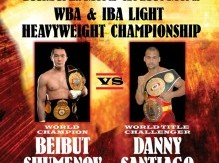 KZ Event Productions Announces Shumenov-Santiago Undercard