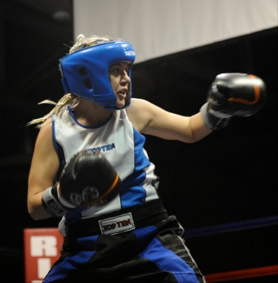 Mississauga Boxer Off to Final Team Selection