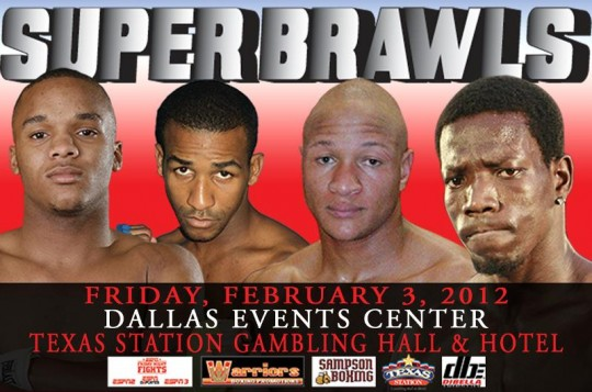 Despaigne Falls Out, Chilemba Jumps in to Face Miranda Feb. 3 in Las Vegas