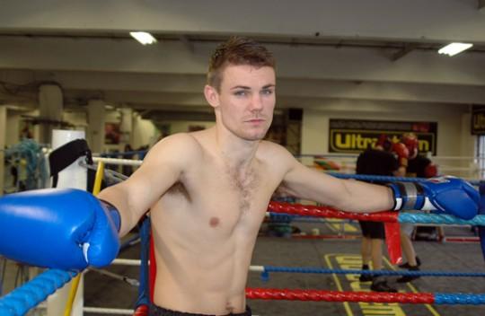 Turner Faces Tough Test McCauley on Dec. 14