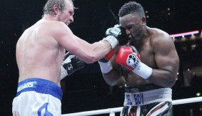Povetkin KOs Boswell to Defend WBA Heavyweight Title