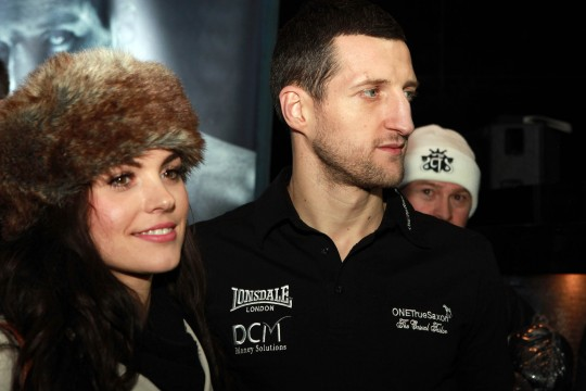 Froch, Abraham Make Weight; WBC Title Bout Now Official