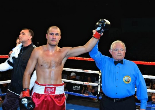 July 29 'Fight Network Boxing Weekly' with Corey Erdman