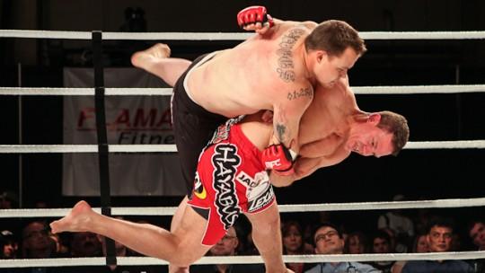 Reincarnation of Judo in MMA with MFC's Luke Harris