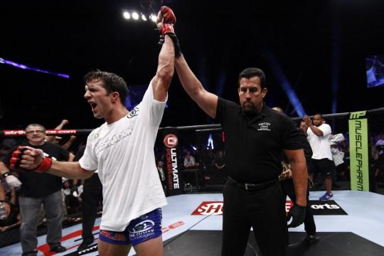 The MMA Report w/John Pollock – Luke Rockhold, Mauro Ranallo