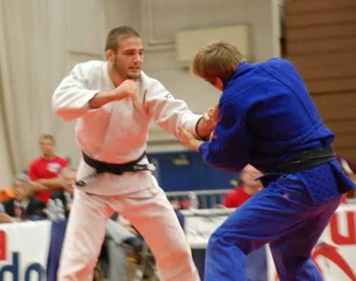 Judo Results – Kalem Kachur, Alexandre Emond Finish Ninth