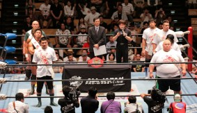 Japanese Audio Wrestling – Sept. 2012