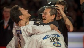Day 5 of World Karate Federation Championships 2012