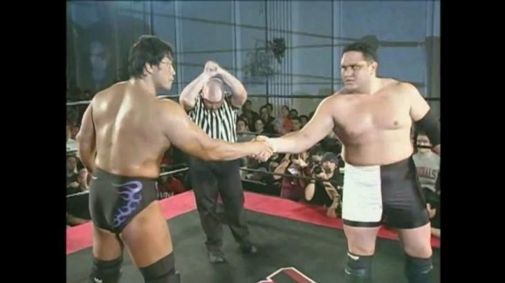 Review-A-Wai – ROH Joe Vs Kobashi w/ Gabe Sapolsky
