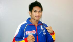 Johnriel Casimero Vacates IBF Flyweight Title; Moving Up to Super Flyweight Division