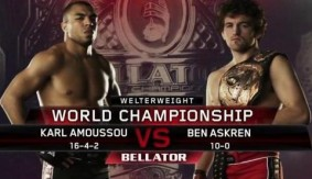 Quick Shots – Bellator 86: Askren, King Mo, Lima Dominate
