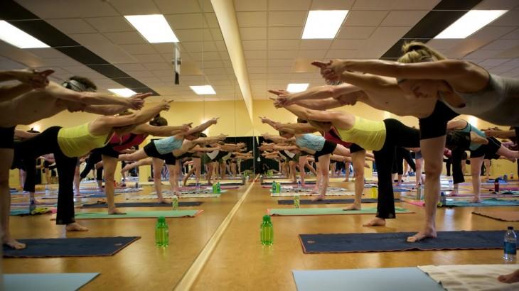 My Hot Yoga Experience