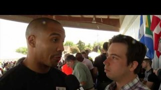 FN Video: 2014 IBHOF: Andre Ward Talks Legends & Contracts