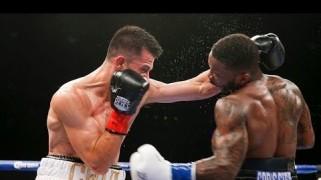 Video – ShoBox: Eddie Gomez vs. Francisco Santana Round 6