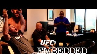 Video – UFC 174 Embedded: Vlog Series Episode 2