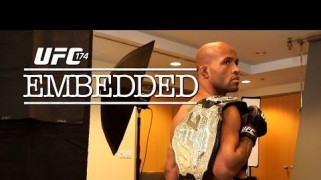 Video – UFC 174 Embedded: Vlog Series Episode 3