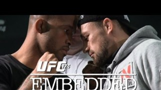 Video – UFC 174 Embedded: Vlog Series Episode 4