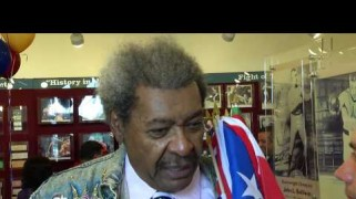 FN Video: 2014 IBHOF: Don King Talks Felix Trinidad & More