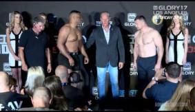 Video – GLORY 17 Los Angeles & Last Man Standing Weigh-ins