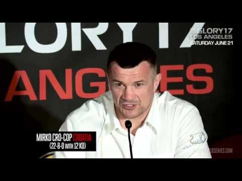 Video – GLORY 17 Los Angeles Pre-Fight Press Conference