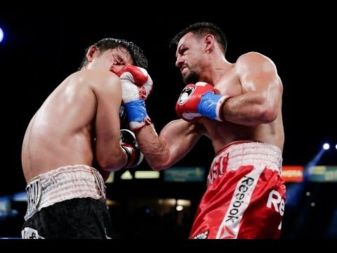 The Fight of the Year: Guerrero Outlasts Kamegai