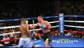 Lomachenko Too Much for Russell Jr. on Showtime