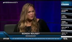 Videos - Inside MMA with Ronda Rousey, Lyoto Machida