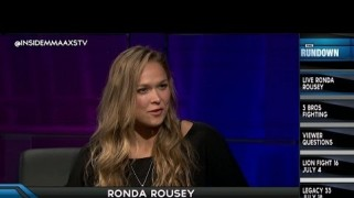 Videos – Inside MMA with Ronda Rousey, Lyoto Machida