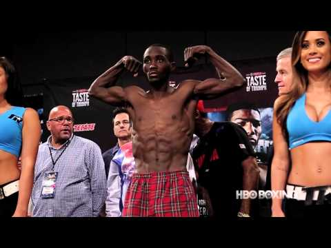 Watch LIVE Fri. at 5:30 p.m. ET – HBO PPV: Crawford vs. Postol Official Weigh-in