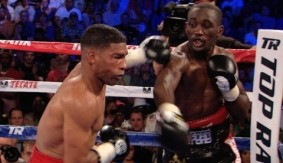 Video Highlights & Recap – Crawford Stops Gamboa in Nine