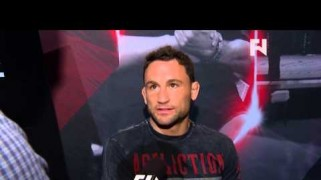 "FN Video: TUF 19 Fin.: Frankie Edgar: ""I'll Be Done w/ Penn"""