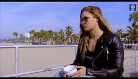 Video - UFC 175: Ronda Rousey Talks World Cup