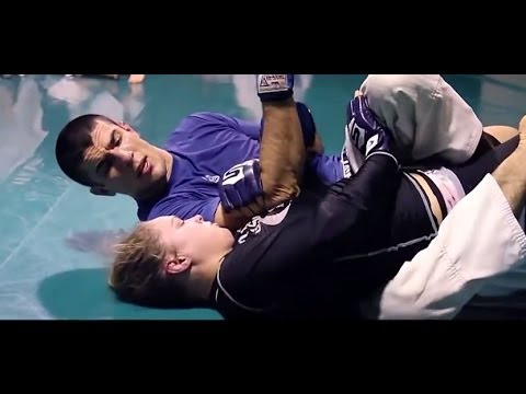 Video – UFC 175: Rener Gracie Talks Ronda Rousey's BJJ