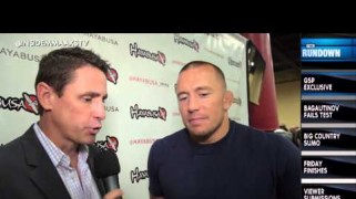 Videos – Inside MMA: GSP Talks Next Move, Holm on UFC Deal