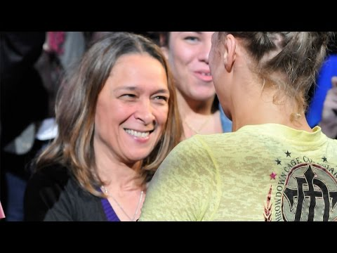 Video – MMA Roasted: Ronda Rousey's Mom Dr. AnnMaria De Mars