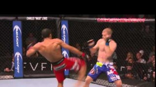 Video – UFC Fight Night 45: Edson Barboza Octagon Interview
