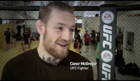 Video - EA Sports UFC with Conor McGregor