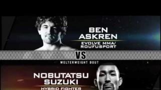 Video – ONE FC 19: Ben Askren vs. Nobutatsu Suzuki Preview