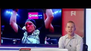 FN Video: Nick Diaz vs. Anderson Silva on MMA Newsmakers