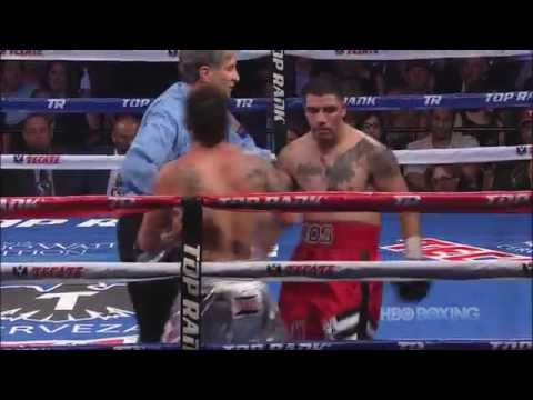 Brandon Rios Bests Diego Chaves in Ugly, Foul-Filled Affair