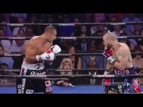 Sergey Kovalev Surges On, 'Krushes' Blake Caparello